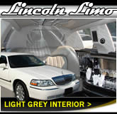 Lincoln Town Car (Light interior)