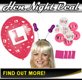 Hen Night Limo Newport Deals