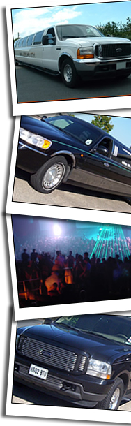Stag Night Limousines In Newport, Cwmbran, Pontypridd, Blackwood And Bridgend